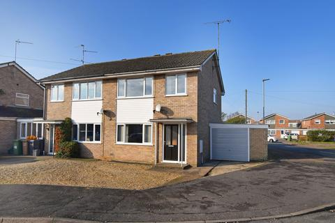 3 bedroom semi-detached house for sale - Gaskell Way, King's Lynn