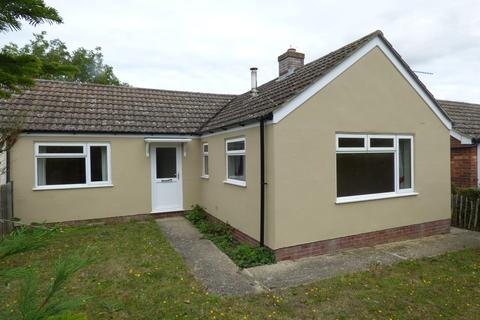 3 bedroom detached bungalow to rent - Nunnery Green, Wickhambrook