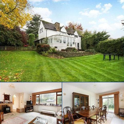5 bedroom detached house for sale - Perrotts Brook, Cirencester, Gloucestershire, GL7
