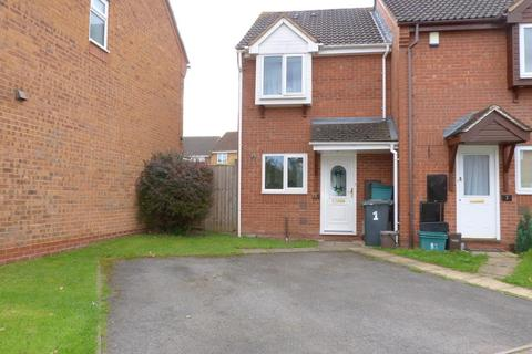 2 bedroom end of terrace house to rent - Grenadier Close, Abbeymead