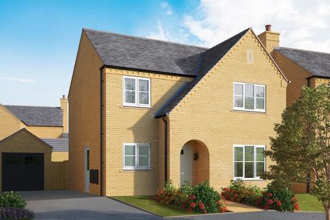 4 bedroom detached house for sale - Crest Drive, Fenstanton