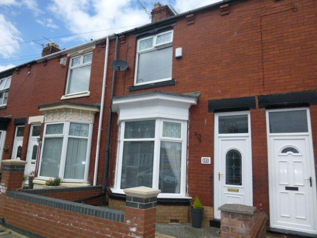 3 Bedrooms Terraced House for sale in PERCY STREET, HART LANE, HARTLEPOOL