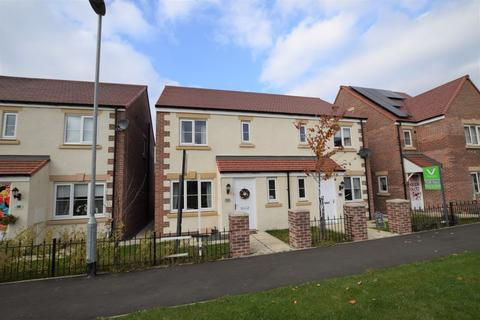 3 bedroom semi-detached house for sale - Sandringham Way, Newfield, Chester Le Street