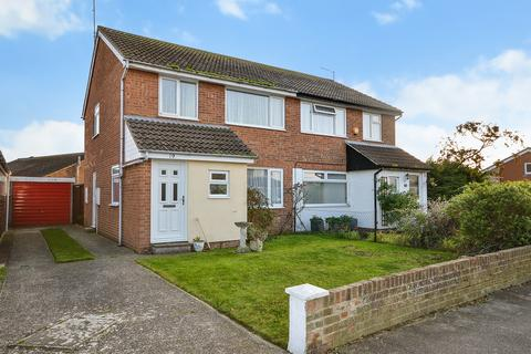 3 bedroom semi-detached house for sale - Maple Drive, St Mary's Bay