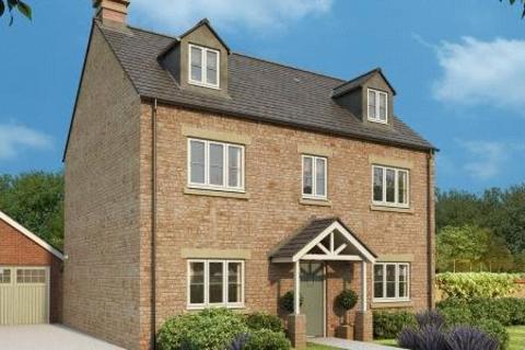 5 bedroom detached house for sale - Plot 127 Burcote Park, Wood Burcote, Towcester, Northamptonshire, NN12