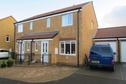 3 bedroom semi-detached house for sale - ORCHID ROAD, BISHOP CUTHBERT, HARTLEPOOL
