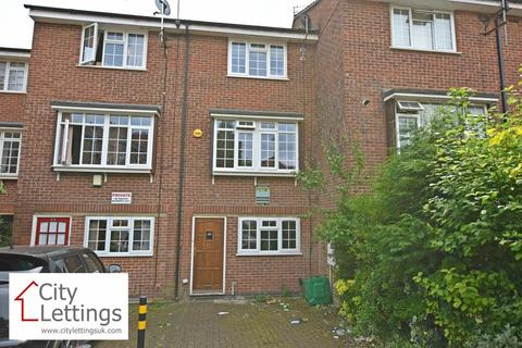 5 bedroom townhouse to rent - Bluecoat Close, City Centre
