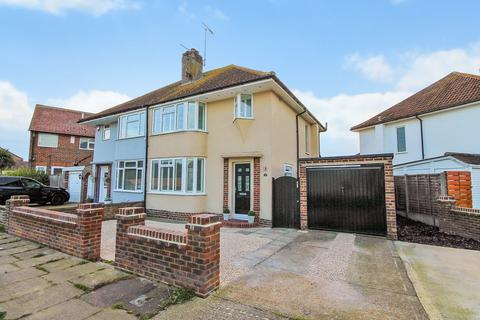 3 bedroom semi-detached house for sale - Roberts Road, Lancing BN15 8AR