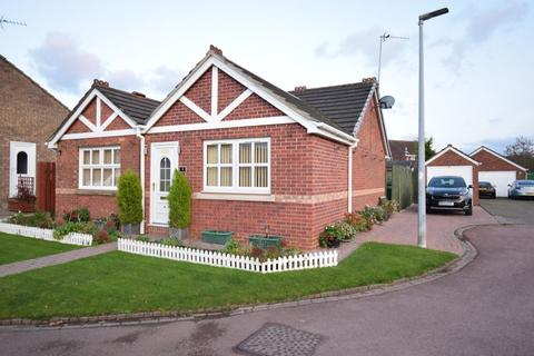 2 bedroom detached bungalow for sale - Villiers Court, Hedon