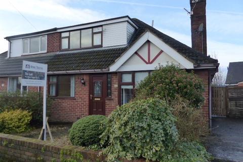 3 bedroom semi-detached house to rent - Lostock Road, Croston, PR26 9HT