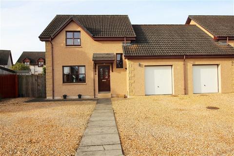 3 bedroom link detached house for sale - Knockomie Rise, Forres