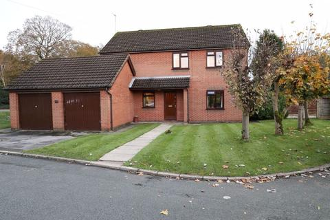 4 bedroom detached house for sale - Old Farm Close, Macclesfield