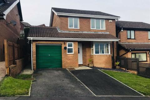 3 bedroom detached house for sale - Llwynmawr Close, Swansea, SA2