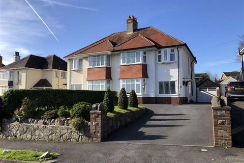 3 bedroom semi-detached house for sale - Cherry Grove, Sketty, Swansea