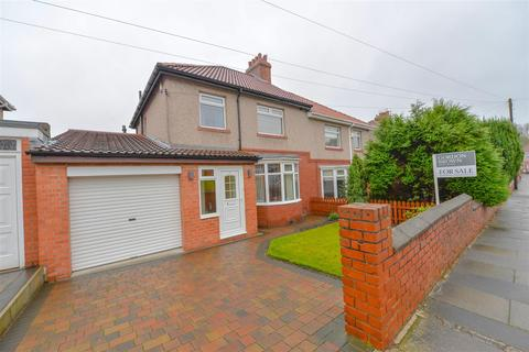 3 bedroom semi-detached house for sale - Cromer Avenue, Low Fell