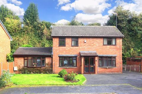 3 bedroom detached house for sale - WOMBOURNE, Churchward Grove