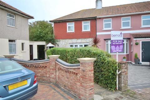 2 bedroom end of terrace house for sale - Somerville Place, Portsmouth