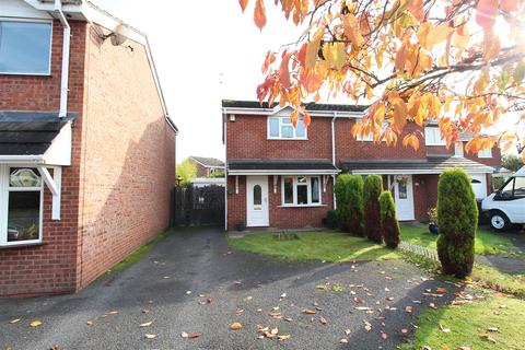 2 bedroom semi-detached house for sale - Baneberry Drive, Featherstone, WV10 7TR