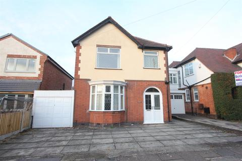 3 bedroom detached house for sale - Springfield Road, Hinckley