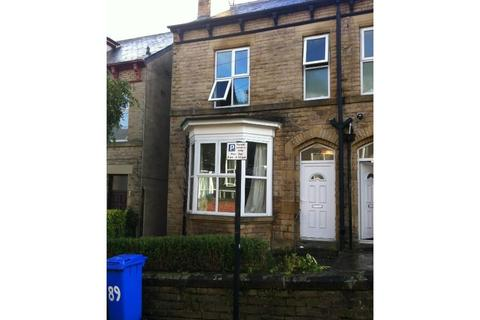 5 bedroom house to rent - 89 Harcourt RoadSheffield