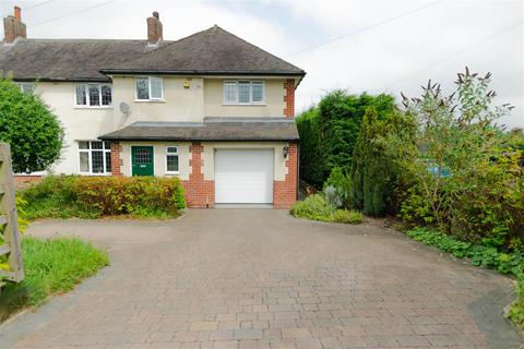 4 bedroom semi-detached house for sale - Burgess Close, Hasland, Chesterfield
