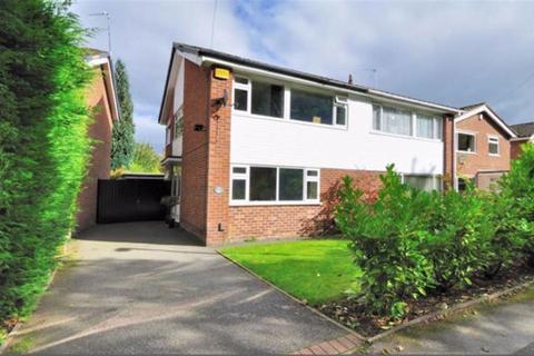 3 bedroom semi-detached house to rent - Altrincham Road, WILMSLOW