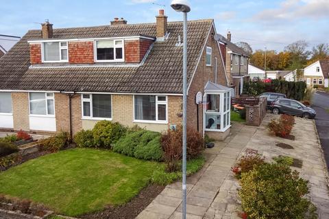 3 bedroom semi-detached bungalow for sale - Lanark Drive, Horsforth