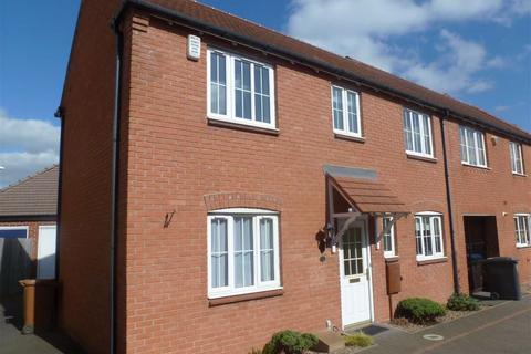 3 bedroom townhouse to rent - Applebees Meadow, Hinckley