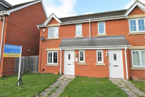 3 bedroom semi-detached house for sale - Mitchell Avenue, Thornaby, Stockton-On-Tees