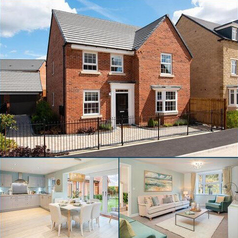 4 bedroom detached house for sale - Plot 197, Holden at Clements Gate, Stoke Road, Poringland, NORWICH NR14