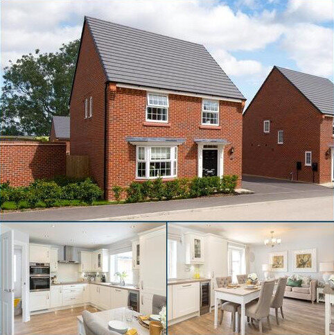 4 bedroom detached house for sale - Plot 196, Irving at Clements Gate, Stoke Road, Poringland, NORWICH NR14
