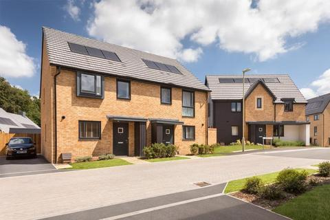 3 bedroom semi-detached house for sale - Plot 179, Waterville at Gillies Meadow, Condor Way, Basingstoke, BASINGSTOKE RG24
