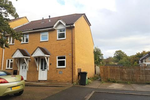 2 bedroom end of terrace house to rent - Wildfell Close, Chatham ME5