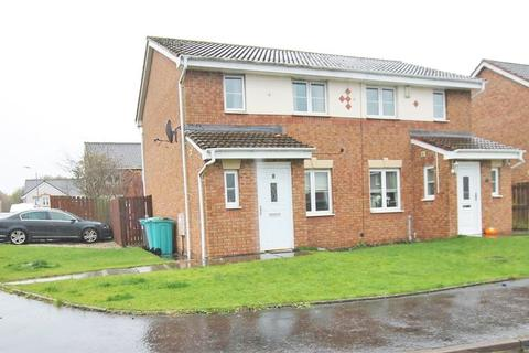 2 bedroom semi-detached house for sale - 1 Baxter Wynd, Wishaw