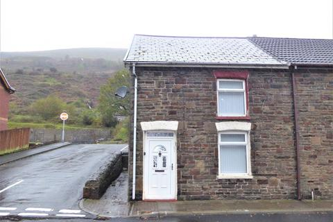 3 bedroom end of terrace house for sale - Fronwen Terrace, Ogmore Vale, Bridgend County. CF32 7ES