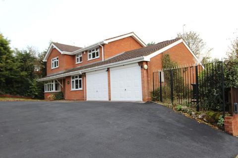 4 bedroom detached house for sale - Farleigh Road, Perton, Wolverhampton, WV6
