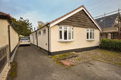 3 bedroom detached bungalow for sale - CARLETON ROAD, POYNTON
