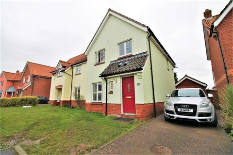 3 bedroom detached house for sale - Millers Drive, Dickleburgh, Diss