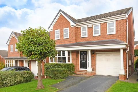 4 bedroom detached house for sale - Sandygate Grange Drive, Sandygate