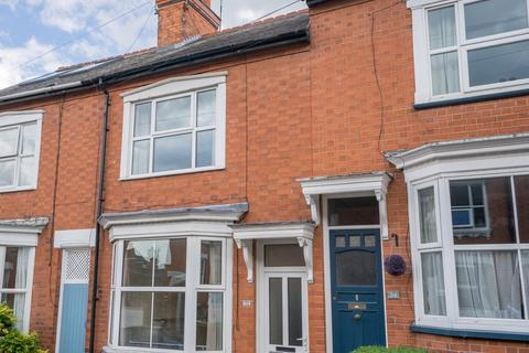 4 bedroom terraced house to rent - Four Double Bedroom Student House Adderley Road, Clarendon Park, Leicester