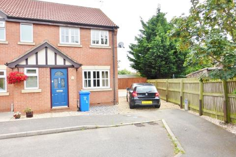 2 bedroom semi-detached house to rent - 1 The Courtyard, Boston, Lincs, PE21 0AZ