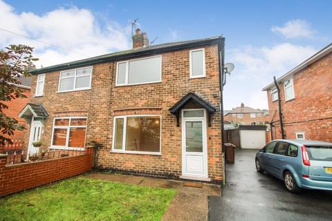 3 bedroom semi-detached house to rent - Stancliffe Avenue, Bulwell, Nottingham, NG6 9HP