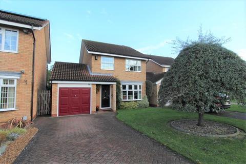 3 bedroom detached house for sale - Hamble Road, Bedford, MK41
