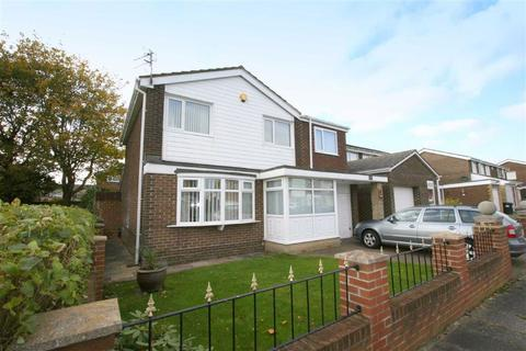 4 bedroom detached house for sale - Moffat Close, North Shields, Tyne & Wear, NE29