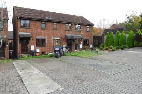 2 bedroom end of terrace house for sale - Toppers Close, Green Meadow, Swindon