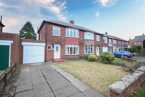 3 bedroom semi-detached house to rent - Clinton Place, Brunton Park, Gosforth, Newcastle Upon Tyne