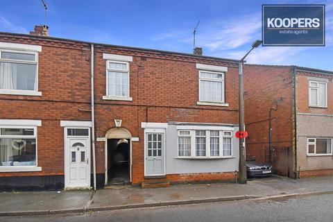 3 bedroom end of terrace house to rent - Station Road, Pilsley, Chesterfield