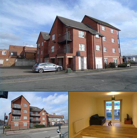 1 bedroom flat to rent - Grand Union House, 156 Ratcliffe Road, Loughborough LE11