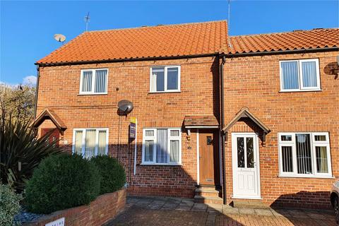 2 bedroom terraced house for sale - St. Augustines Court, Hedon, Hull, East Yorkshire, HU12