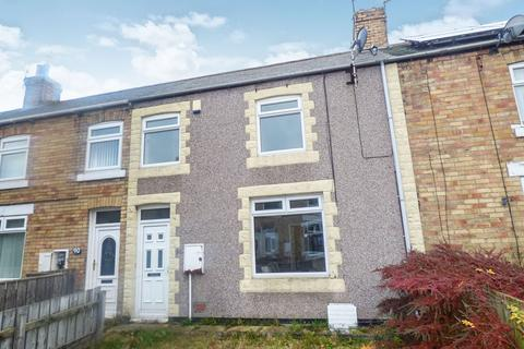 2 bedroom terraced house to rent - Portia Street, Ashington, Northumberland, NE63 9DT